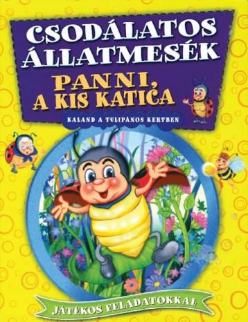 PANNI, A KIS KATICA - CSODÁLATOS ÁLLATMESÉK - Ekönyv - XACT ELEKTRA KFT.