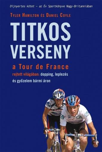 TITKOS VERSENY - Ebook - HAMILTON, TYLER/COYLE, DANIEL