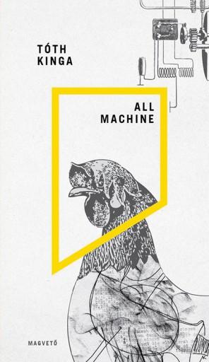 All Machine - Ekönyv - Tóth Kinga