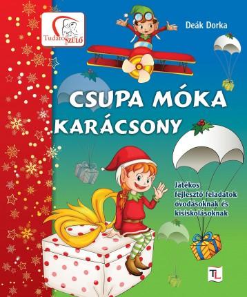 CSUPA MÓKA - KARÁCSONY - Ekönyv - DEÁK DORKA