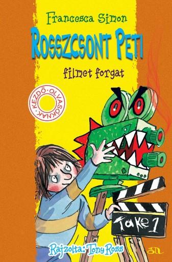 ROSSZCSONT PETI FILMET FORGAT - Ekönyv - SIMON, FRANCESCA