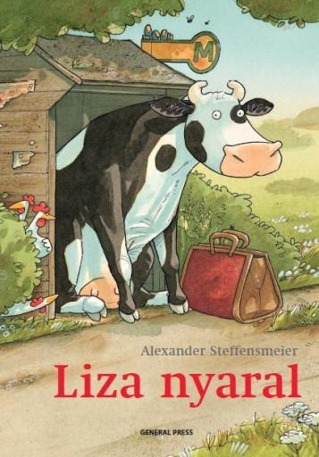 LIZA NYARAL - - Ekönyv - STEFFENSMEIER, ALEXANDER
