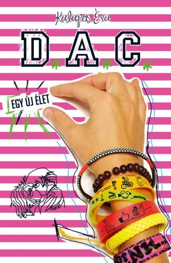 D.A.C. - Ebook - Kalapos Éva
