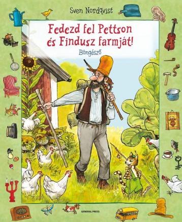 FEDEZD FEL PETTSON ÉS FINDUSZ FARMJÁT! - BÖNGÉSZŐ - - Ekönyv - NORDQVIST, SVEN