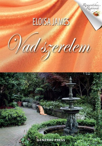 VAD SZERELEM - - Ekönyv - JAMES, ELOISA