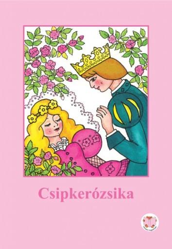 CSIPKERÓZSIKA - Ekönyv - LIGERTY RÓBERT
