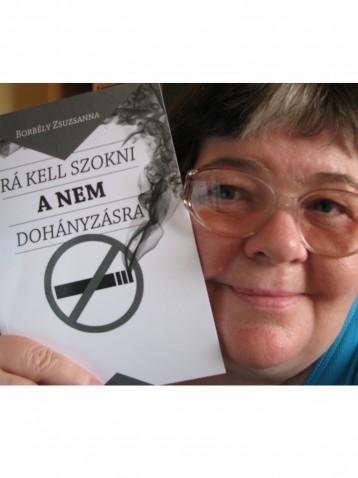 Rá kell szokni a nemdohányzásra - Ekönyv - Borbély Zsuzsanna