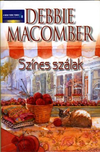 Színes szálak - Ekönyv - Debbie Macomber