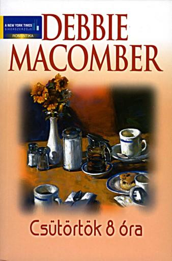 Csütörtök 8 óra - Ekönyv - Debbie Macomber