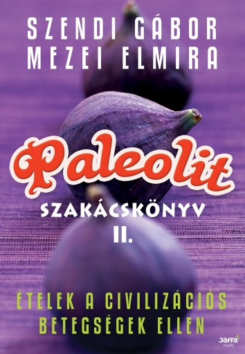 PALEOLIT SZAKÁCSKÖNYV II. - ÉTELEK A CIVILIZÁCIÓS BETEGSÉGEK ELLEN - Ekönyv - SZENDI GÁBOR, MEZEI ELMIRA