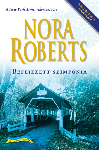 Befejezett szimfónia - Ebook - Nora Roberts