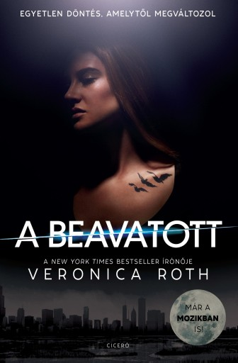A BEAVATOTT - Ekönyv - ROTH, VERONICA
