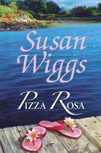 Pizza Rosa - Ekönyv - Susan Wiggs