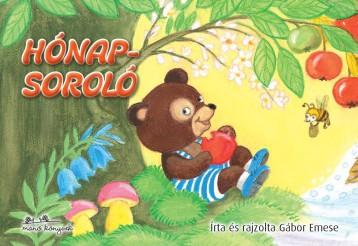 HÓNAPSOROLÓ - LEPORELLÓ - Ebook - GÁBOR EMESE