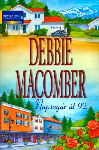 Napsugár út 92.  - Ekönyv - Debbie Macomber