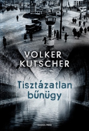 Tisztázatlan bűnügy - Ekönyv - Volker Kutscher