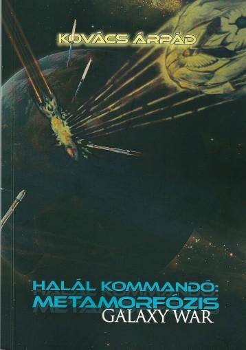 Halál kommandó - Ekönyv - Kovács Árpád