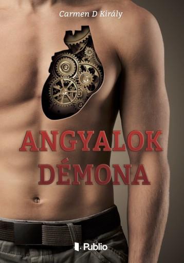 Angyalok démona - Ekönyv - Carmen D Király