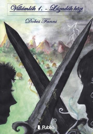 Villámlók - Ekönyv - Dobos Fanni
