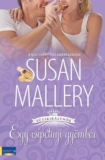 Egy csipetnyi gyömbér - Ekönyv - Susan Mallery