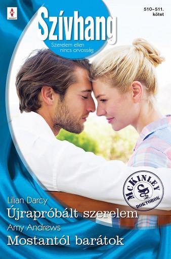 Szívhang 510–511.  - Ekönyv - Lilian Darcy, Amy Andrews
