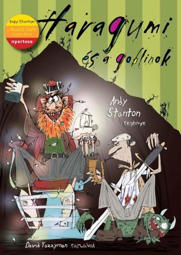 HARAGUMI ÉS A GOBLINOK - Ekönyv - STANTON, ANDY