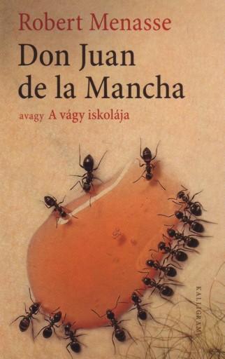 DON JUAN DE LA MANCHA - AVAGY A VÁGY ISKOLÁJA - Ekönyv - MENASSE, ROBERT