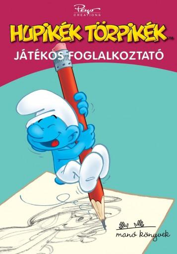 HUPIKÉK TÖRPIKÉK JÁTÉKOS FOGLALKOZTATÓ - Ekönyv - MANÓ KÖNYVEK
