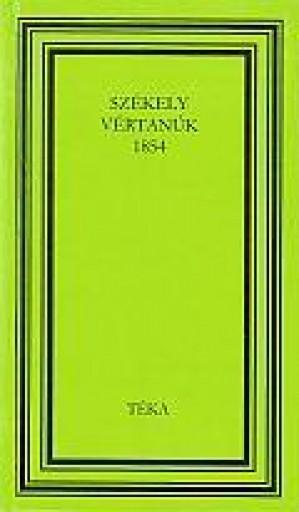 SZÉKELY VÉRTANÚK 1854 - Ekönyv - SC EDITURA KRITERION SRL