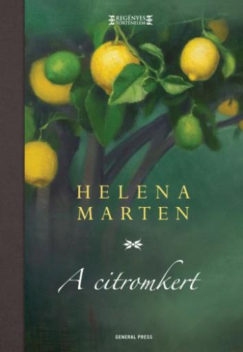 A citromkert - Ekönyv - Helena Marten