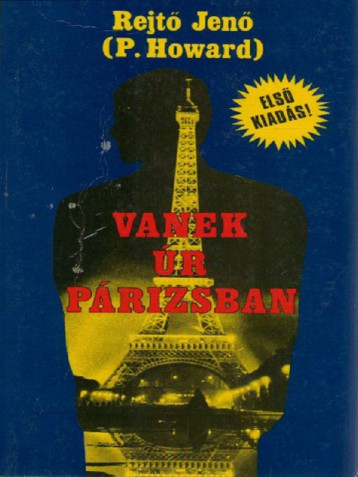 Vanek úr Párizsban  - Ekönyv - Rejtő Jenő