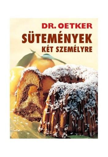 SÜTEMÉNYEK KÉT SZEMÉLYRE - Ekönyv - DR.OETKER