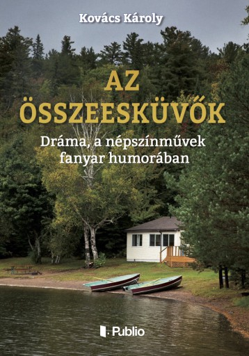 Az összeesküvők - Ekönyv - Kovács Károly