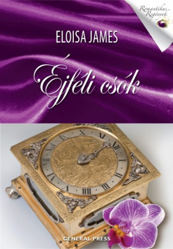 Éjféli csók - Ekönyv - Eloisa James