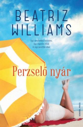 Perzselő nyár - Ekönyv - Beatriz Williams