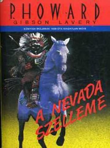 A Nevada szelleme  - Ekönyv - Rejtő Jenő
