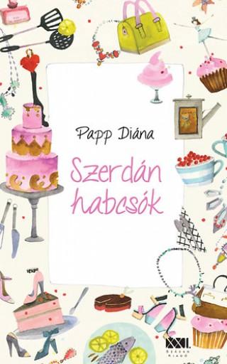 Szerdán habcsók - Ekönyv - Papp Diána