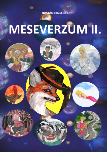 Meseverzum II. - Ekönyv - Brátán Erzsébet