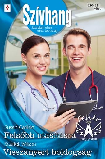 Szívhang 520–521. - Ekönyv - Susan Carlisle, Scarlet Wilson