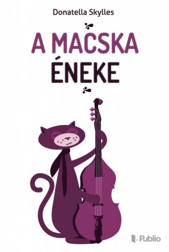 A macska éneke - Ekönyv - Donatella Skylles