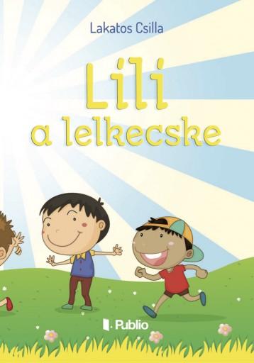 Lili a lelkecske - Ekönyv - Lakatos Csilla