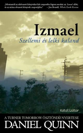 Izmael - Ekönyv - Daniel Quinn