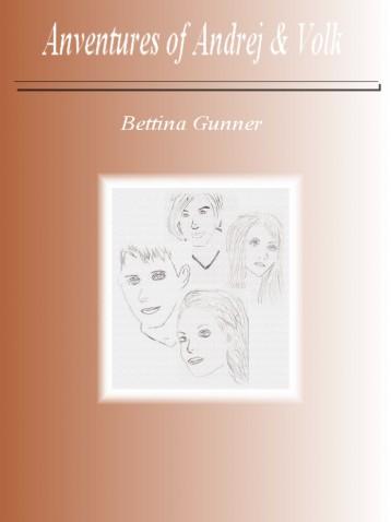 Adventures of Andrej and Volk - Ekönyv - Bettina Gunner