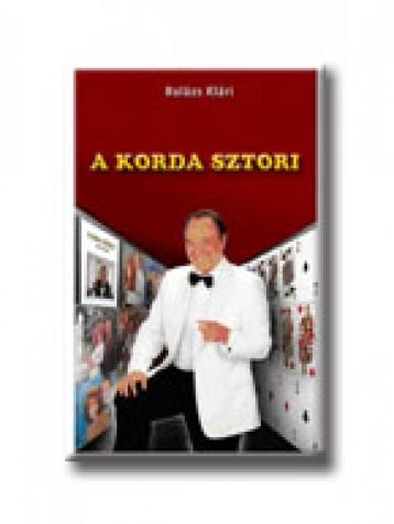 A KORDA SZTORI (HŐSÉG) - Ekönyv - BALÁZS KLÁRI