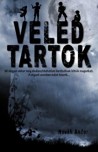 Veled tartok - Ebook -  Novák Andor