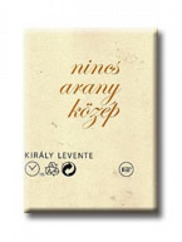NINCS ARANY KÖZÉP - Ekönyv - KIRÁLY LEVENTE