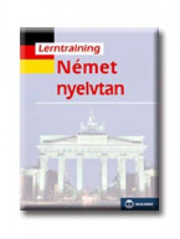 LERNTRAINING - NÉMET NYELVTAN - Ekönyv - MAXIM KÖNYVKIADÓ KFT.