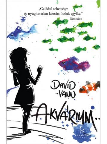 Akvárium - Ekönyv - David Vann