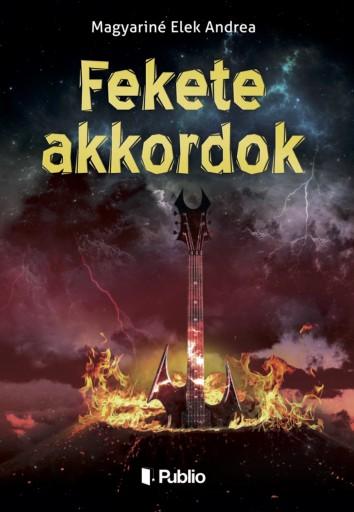 Fekete akkordok - Ekönyv - Magyariné Elek Andrea