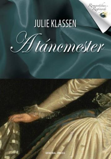 A táncmester - Ekönyv - Julie Klassen
